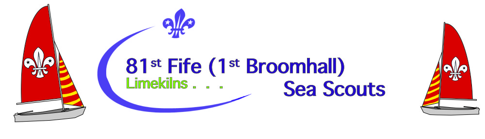 81st Fife (1st Broomhall) Sea Scout Group